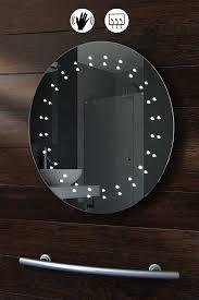Electron Led Energy Saving Illuminated Bathroom Mirror