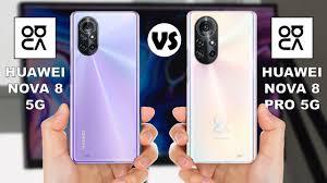 Huawei Nova 8 5G & Huawei Nova 8 Pro 5G ...