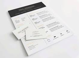 free resume cover letter business card template photoshop photoshop psd free resume cover letter templates