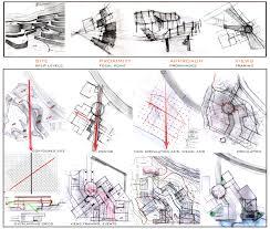 architecture design concept. School Of Art Design And Architecture Sara Amin Concept Phenomenal Transparency A1. Free Architectural