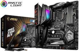 Msi Mystic Light Cpu Temperature Specification Sheet Buy Online Ms Z390 Ace Msi Z390 Ace