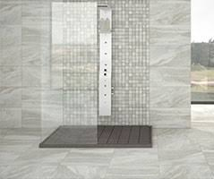 white porcelain tile floor. White Marble-look Tile. Multi-colored Porcelain Floor Tile