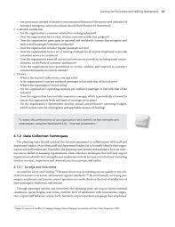 part the strategic planning sequence strategic planning in page 63