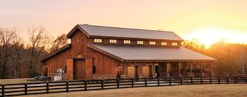 post and beam barn example1 by sand creek post