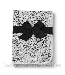 Детский <b>плед Elodie</b> Details Pearl <b>Velvet Blanket</b> - Dots of Fauna ...