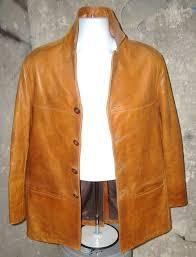 aniline dyed jacket