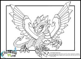 Ninjago Dragon Coloring Pages Really Encourage 30 Free Printable