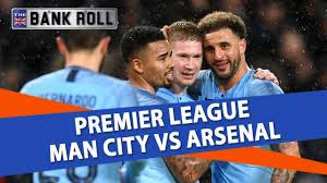 Manchester City vs Arsenal | Premier League Football Predictions ...