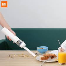 Máy hút bụi cầm tay xiaomi mijia 120w 13000pa 2 chế độ kèm cọ làm sạch tiện  lợi 99.5% - Sắp xếp theo liên quan sản phẩm