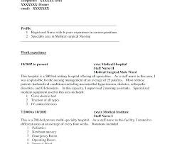 Oncology Nurse Resumes Oncology Nurse Resume Cover Letter Sample Spacesheep Co