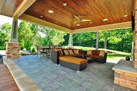 covered outdoor living spaces nz decorating