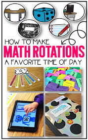 Math Rotations A Favorite Time Of Day Tunstalls Teaching