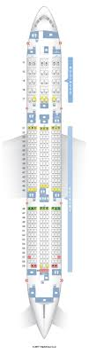 Boeing 787 8 Dreamliner Seating Chart Seatguru Seat Map Hainan Airlines Boeing 787 9 789