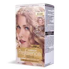 Buy Loreal Superior Preference Hair Color 8g Golden Blonde