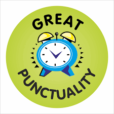 punctuality derived essay for students and children implimentation