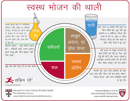 Healthy Diet Chart Healthy Diet Chart For Indian Womens Hindi The Nutrition Source