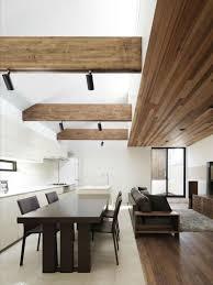 track lighting options. Black Track Lighting On Timber Beams | TSC Architects Options L