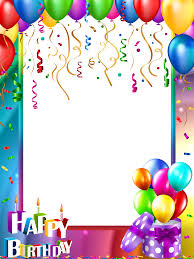 Happy Birthday Background Design Png Pin By Amy Concepcion On Unicorns Happy Birthday Frame