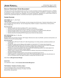 Sample Resume For Retail Store Manager Sample Resume For Retail Store Manager Krida 16