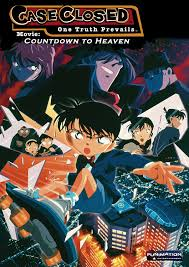 Amazon.com: Case Closed Movie 5: Countdown to Heaven: Alison Viktorin,  Jerry Jewell, Zach Bolton: Movies & TV