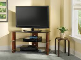 outstanding modern corner tv stand and contemporary trends images