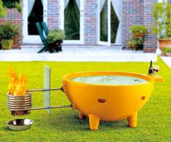 alfi wood burning hot tub