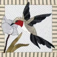 29 best Hummingbird Applique Quilts / Patterns images on Pinterest ... & hummingbird quilt | hummingbird quilt board kit from artsi2 fun relaxing  and rewarding . Adamdwight.com