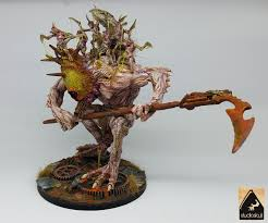 greater daemon of nurgle ku gath the party of seven brothers