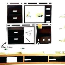 office hanging organizer. Exellent Organizer Wall Mounted Office Organizer For  Mount Ideas Hanging Hung  And 4
