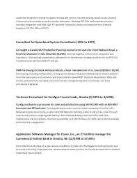 Sample Resume For Electrician Impressive 48 Sample Resume Electrician