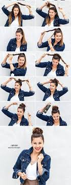 Easy Hairstyles On The Go Best 25 No Heat Hairstyles Ideas That You Will Like On Pinterest