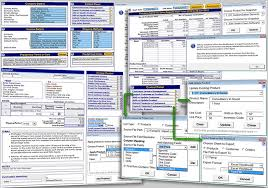 excel spreadsheet invoice templates excel invoice template xl business tools