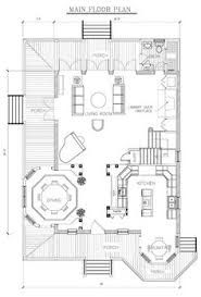 images about Bee House Plans on Pinterest   Floor Plans  New    Queen Anne House Plans st Flr