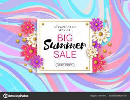 夏販売バナー デザイン テンプレートですベクトルの図広告