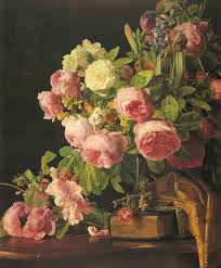 waldmuller paintings roses