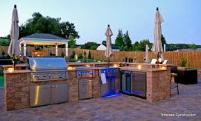 To Build Outdoor Kitchen Build Outdoor Kitchen How To Manage It Properly