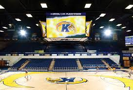 Led Video Boards Are Fan Favorites Kent State Magazine