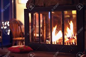 Hot Fireplace Inside Mountain Home Home Interiors Photo Collection - Mountain home interiors