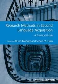 <b>Research Methods</b> in Second Language Acquisition - <b>Alison</b> ...