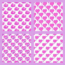 simple color background pink.  Pink Simple Red Heart Sharp Vector Seamless Pattern Background Pink Color Card  Beautiful Celebrate Bright Emoticon Symbol In Color Background Pink