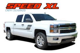Silverado chevy 2010 silverado : SPEED XL | Silverado Door Stripes | Silverado Decals | Silverado ...