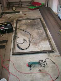 steel frame doors. Picture Of Door Frame - Moving Steel Doors