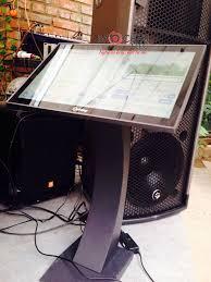 Lắp đặt dàn âm thanh cho quán cafe sân vườn tại Thành Phố Cao Bằng