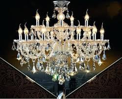 crystal candle chandelier candle chandelier living room duplex villas hotel candelabra chandelier crystal votive candle holder