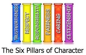 stone angelena character counts image result for 6 pillars of character