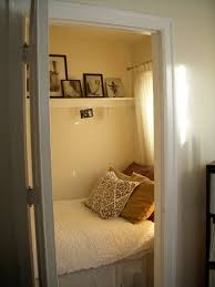 tiny bedroom nook. My Old Tiny Bedroom Tucked Into A Closet. Small - Nook U