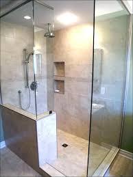 corner shower stalls curtain stall full size of walk in insert95 corner