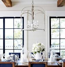 Country cottage dining room Ideas Decorating Modern Country Cottage Dining Room Silver Lantern Grand River Modern Country Cottage Dining Room Design Essentials