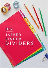 Organize This Back To School Paperwork Organization Binder