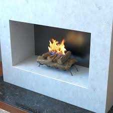 ethanol fireplace insert convert to ethanol fireplace log set with burner insert from gel or gas ethanol fireplace